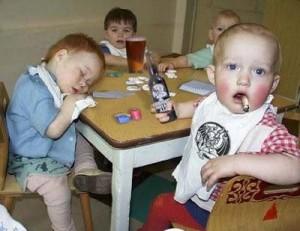 забавни деца