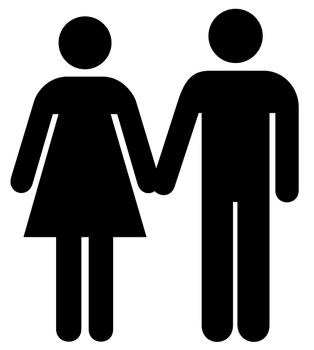 перфектният мъж и жена